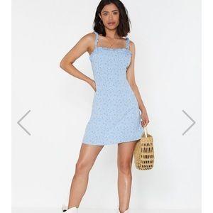 Nasty Gal mini dress